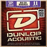 DUNLOP Akustik Gitar String Medium Light DAB1152